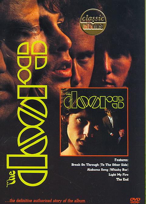 CLASSIC ALBUMS:DOORS BY DOORS (DVD)